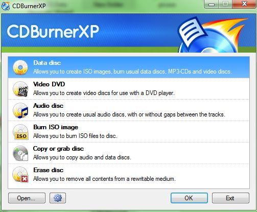 Image 1: how to burn pictures to dvd