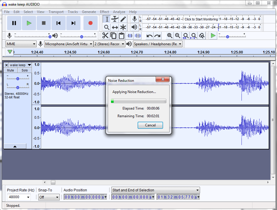 is audacity safe