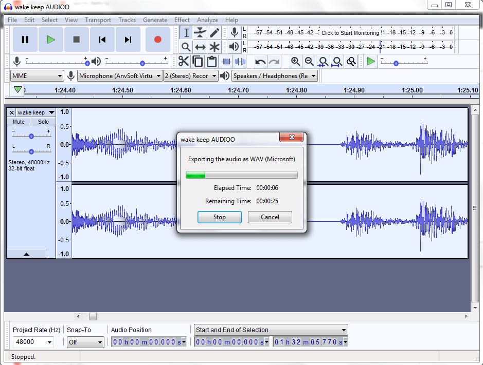 audio noise removal software