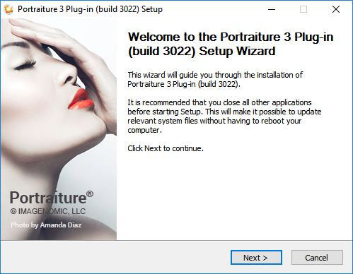 Portraiture Plugin for Photoshop