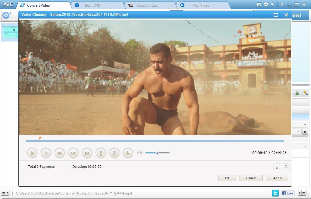 convert video into mp4