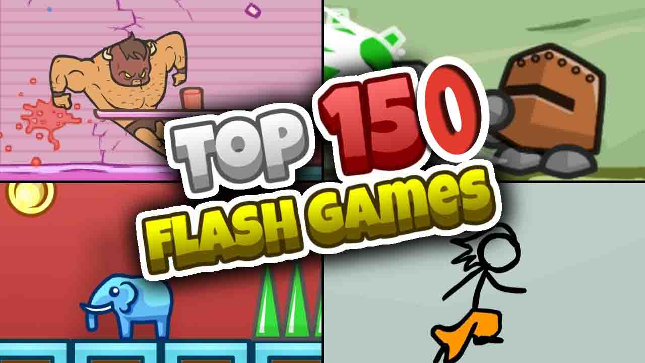 The Best Flash Games (150+) – 2021 Updated!