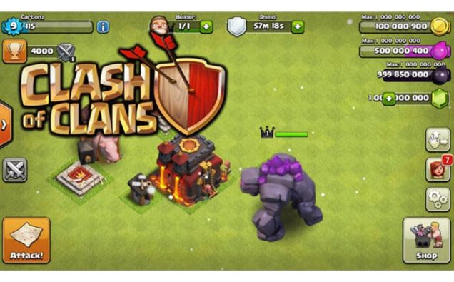 Clash of Clans Private server