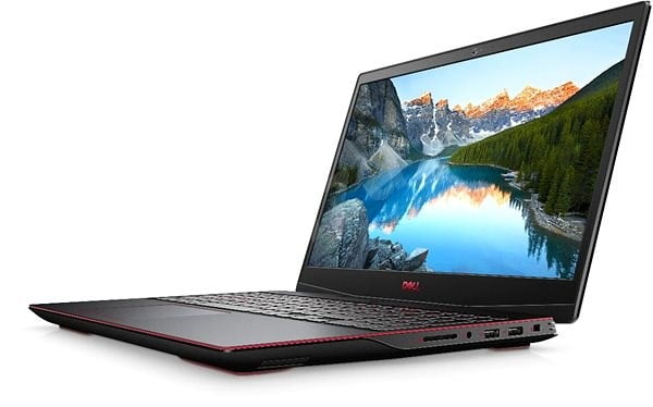 Dell G3 15 list of gaming laptops