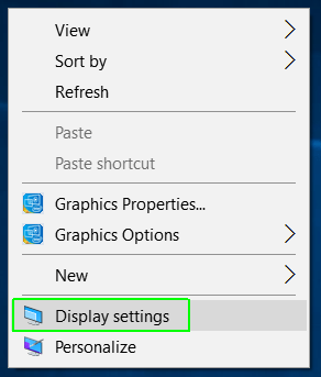 How To Flip Computer Screen (Display settings)