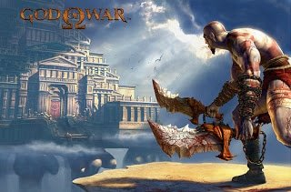 God of war - chains of Olympus psp - ppsspp games download iso