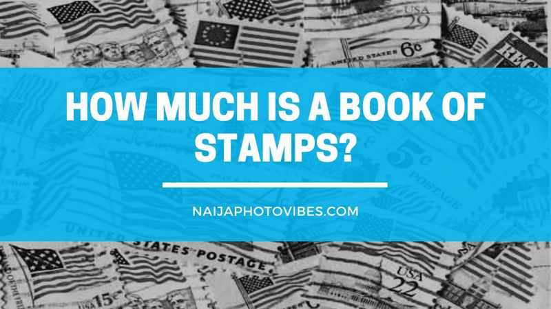 How Much is a Book of Stamps