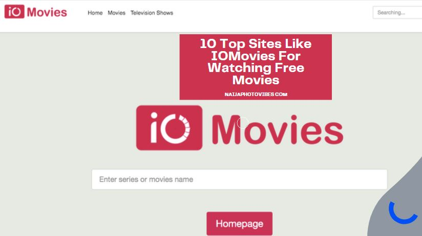 10 Top Sites Like IOMovies For Watching Free Movies Online in 2021