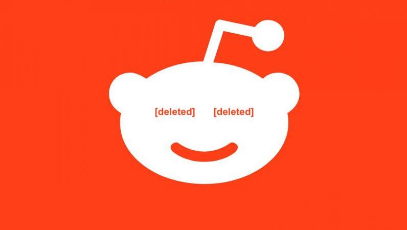 See Deleted Reddit Posts