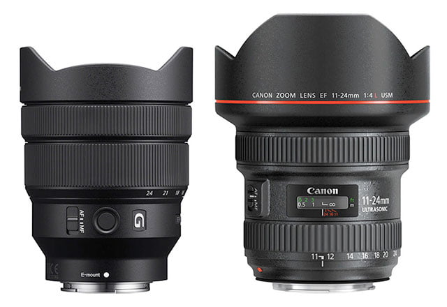 Sigma 12-24mm f/4 DG HSM