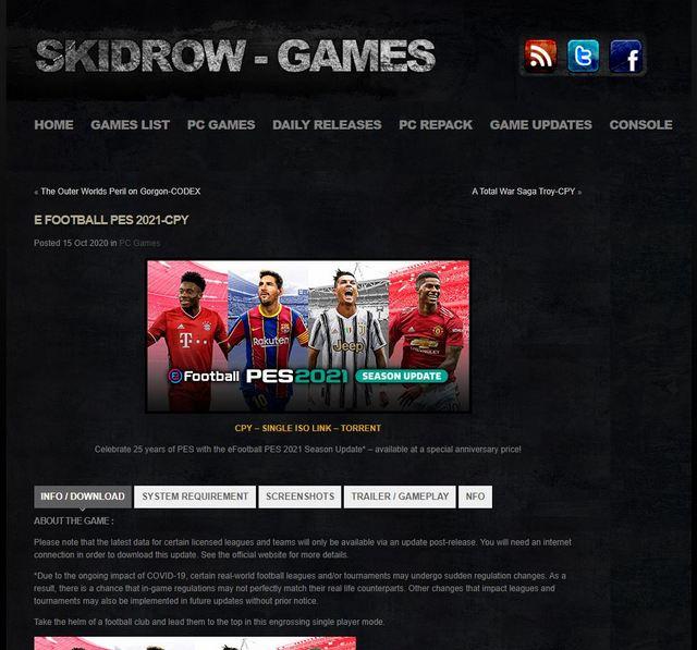 Skildrow - ps4 roms