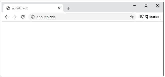 What Is about:blank, and How To Get Rid Of about:blank