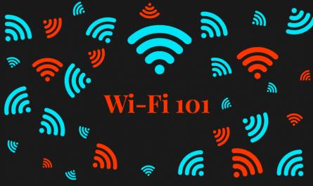 WiFi 101