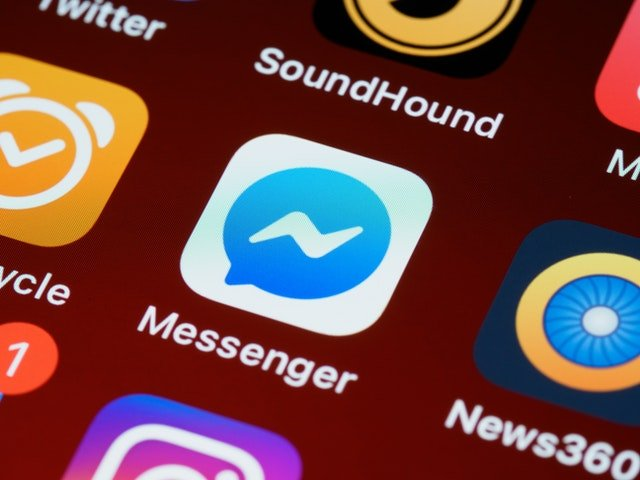 archived messages on messenger