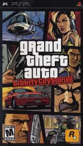 Grand Theft Auto Liberty City Stories PPSSPP - PSP