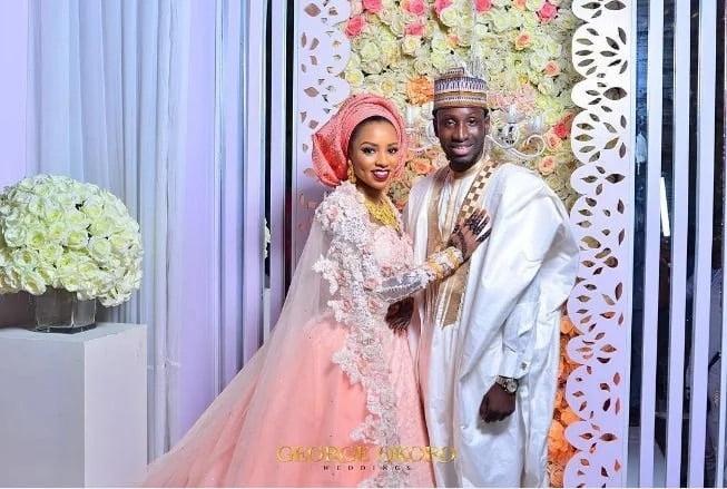 Nnigerian Hausa wedding