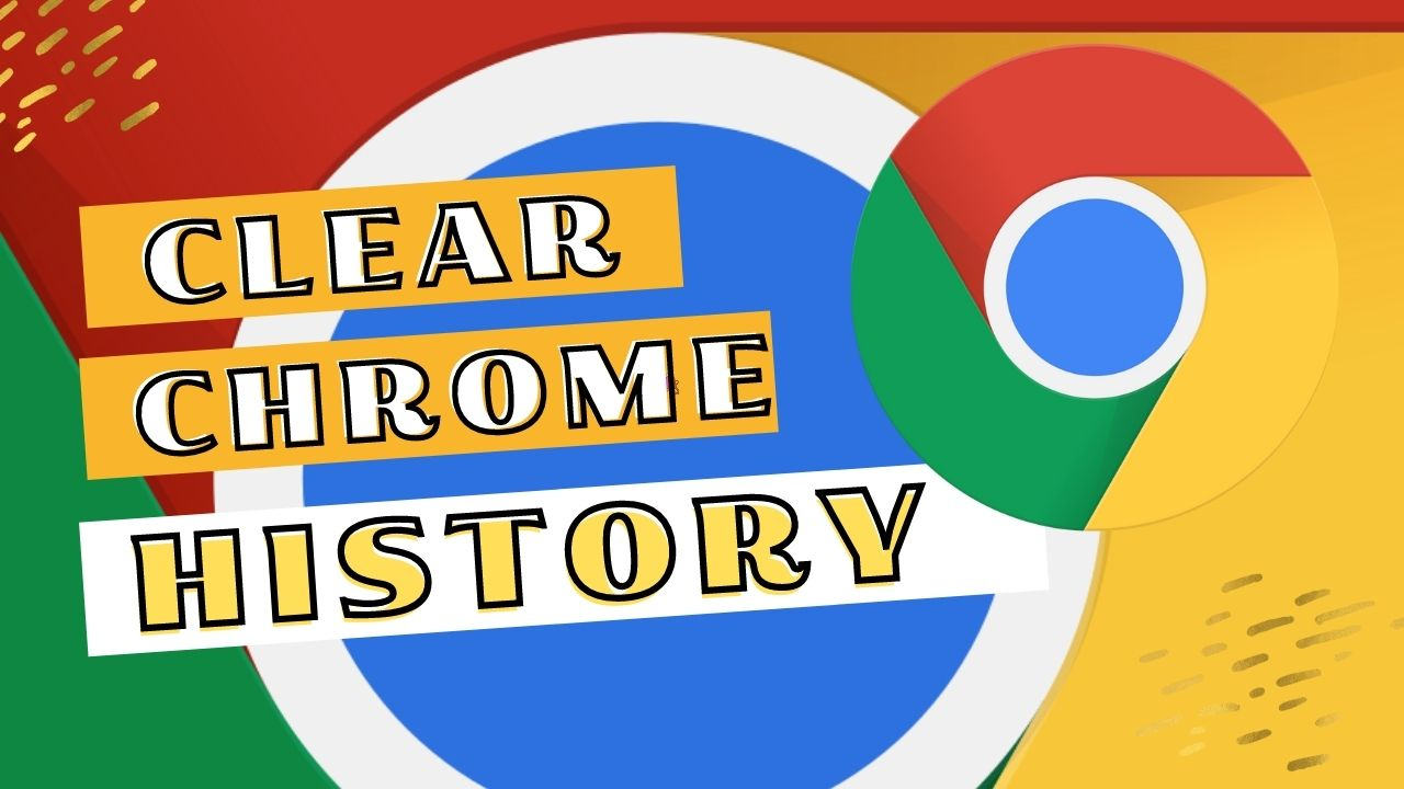 how delete search history from google