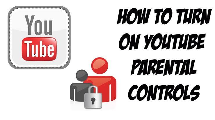 youtube parental controls
