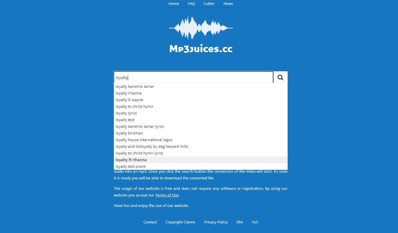 mp3 juice download