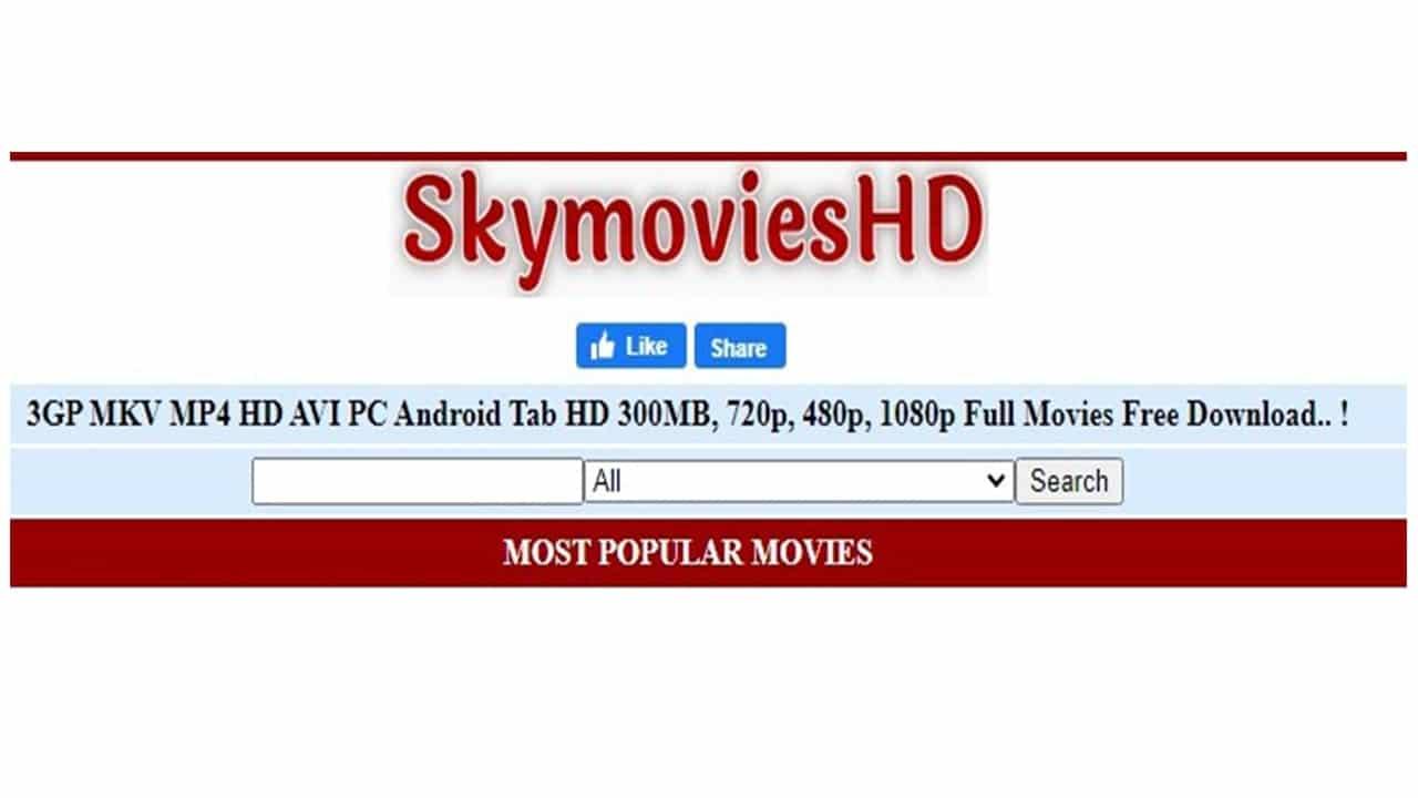 Skymovieshd – Bollywood & Hollywood HD Movies Download