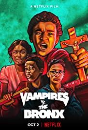 vampire vs the bronx