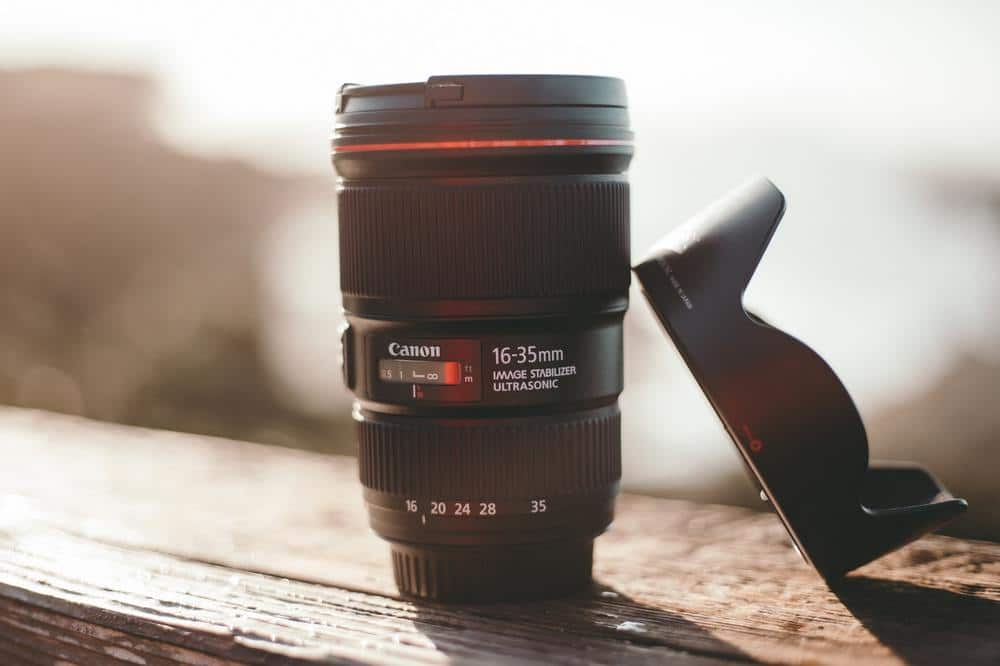 wide angle lens canon