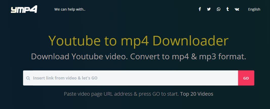 youtube downloder ymp4